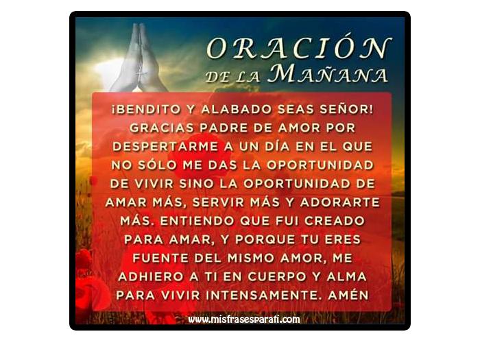 Oración de la mañana, Oraciones, Imágenes de Oración,