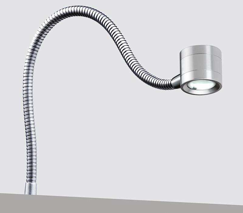 kopps kontor licht und m bel trends power led bettleuchten leseleuchten 2er set kaltlicht. Black Bedroom Furniture Sets. Home Design Ideas