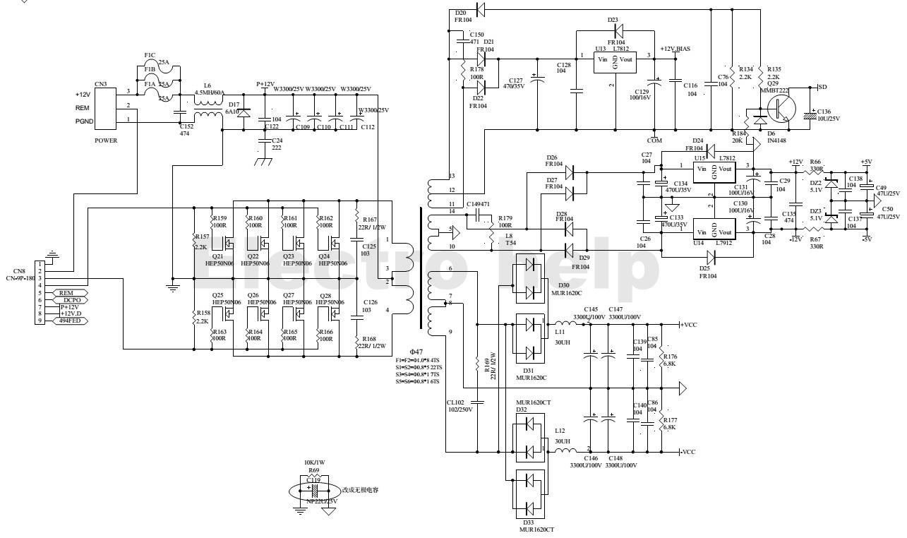 Jbl Gto 1001ez Wiring Diagram Diagrams 1966 Dash Harness Gto7001 Car Audio Circuit Troubleshooting 2006