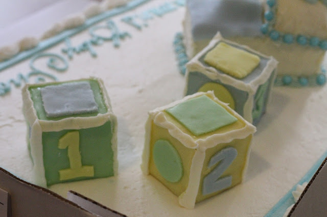 1-2-3 Pound Cake Blocks