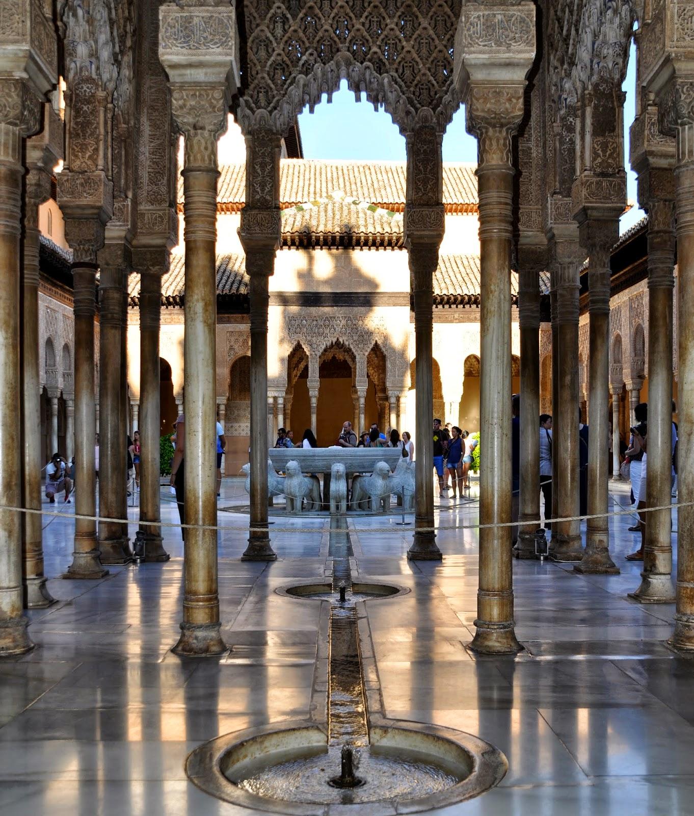 Alhambra - Granada
