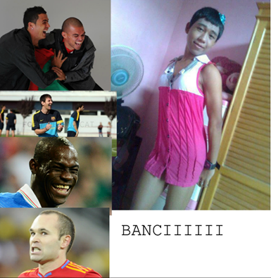 Meme Lucu Sepak Bola