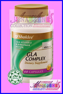 Faedah & Kebaikan GLA Complex Shaklee
