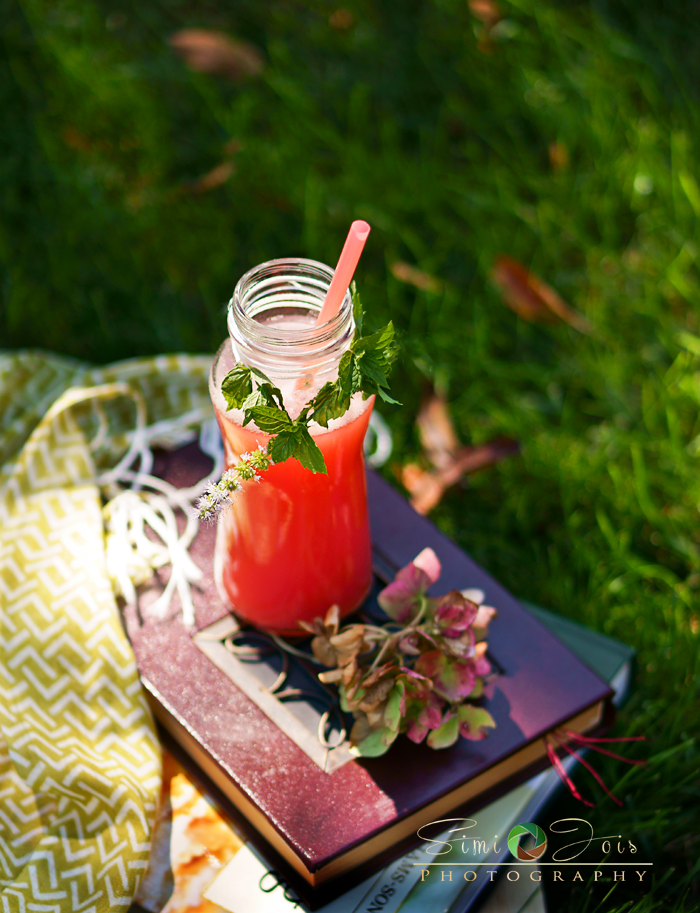 #WatermelonSangria, #WatermelonGingerAle, #SummerCooler, # WaterMelonDrink, #Recipe