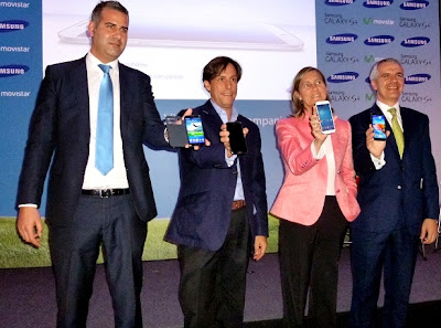 Lanzamiento de Samsung Galaxy S4 en Colombia, Samsung Galaxy S4 en Colombia, Lanzamiento de Samsung Galaxy S4