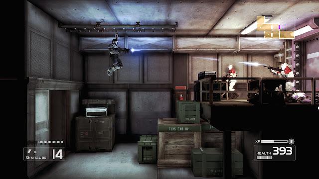 La versión remasterizada de Shadow Complex, gratis para ordenadores durante todo el mes