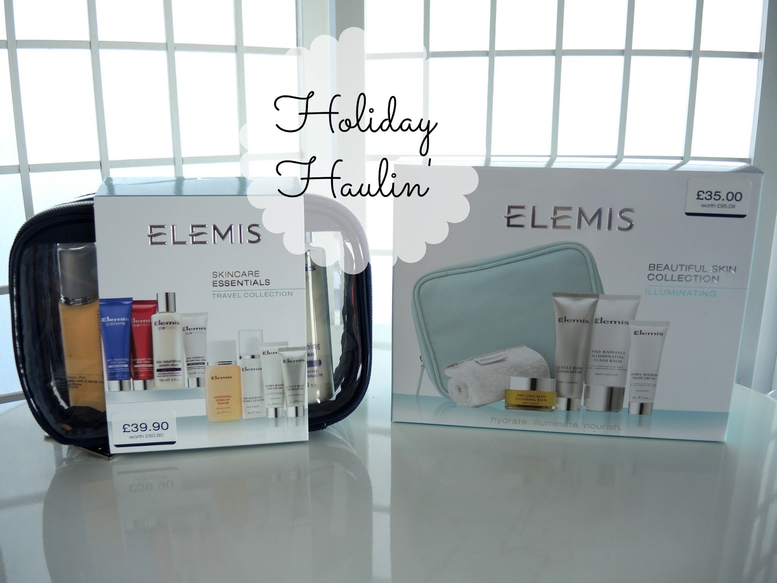 Elemis Skincare Essentials and Beautiful Skin Collection review