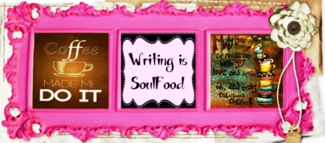 Writing is Soul Food