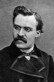 Nietzsche quotation in The ESL Connection