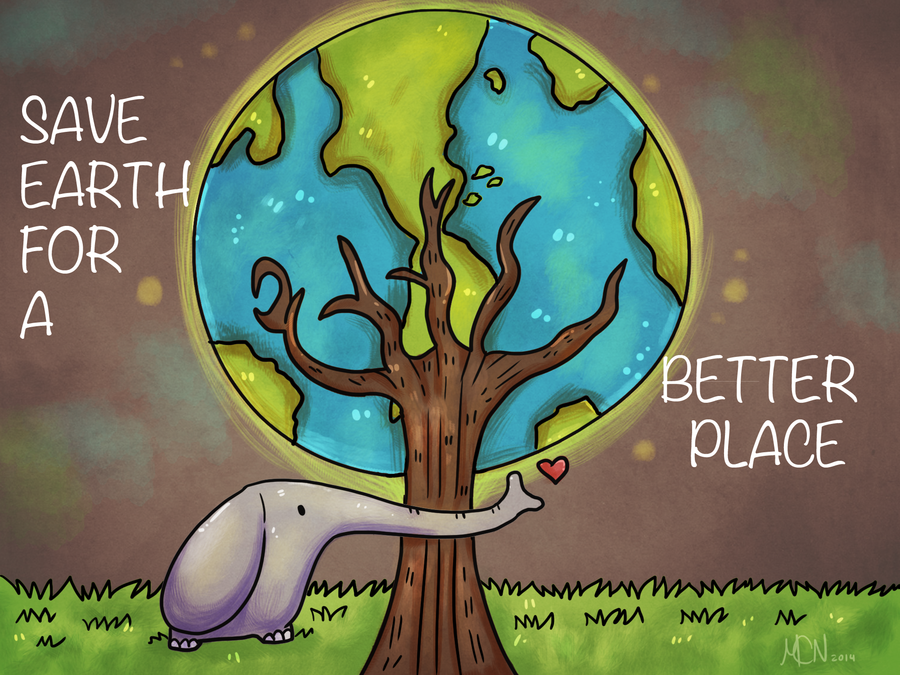 a better earth essay contest