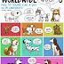 Como os animais soam em diferentes idiomas?