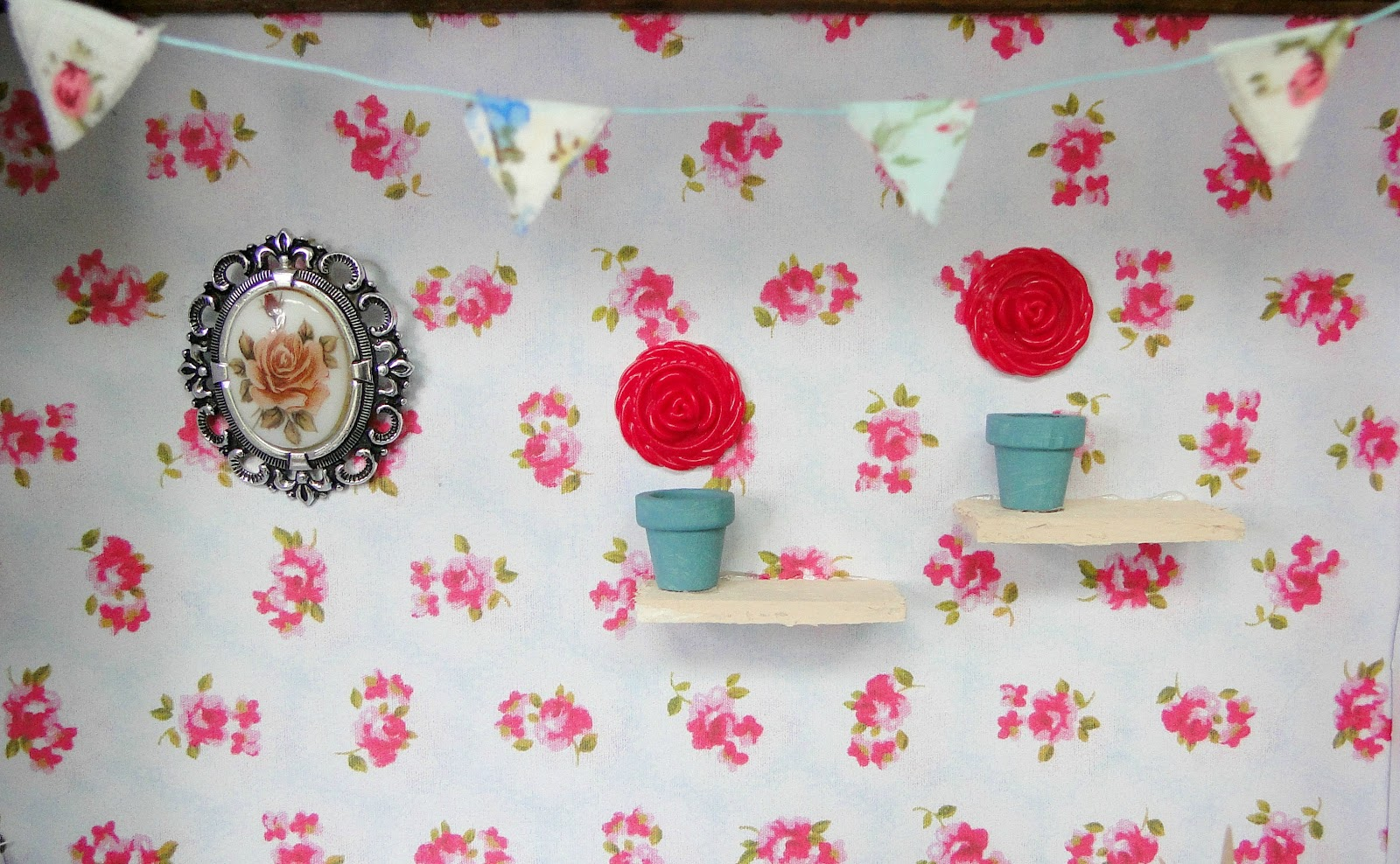 Cath Kidston 'Make Your Dream Room in a Shoebox' Competition Entry