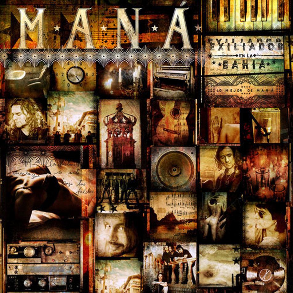 Baixar CD Maná – Exiliados En La Bahia (Lo Mejor De Mana) (2012) Download