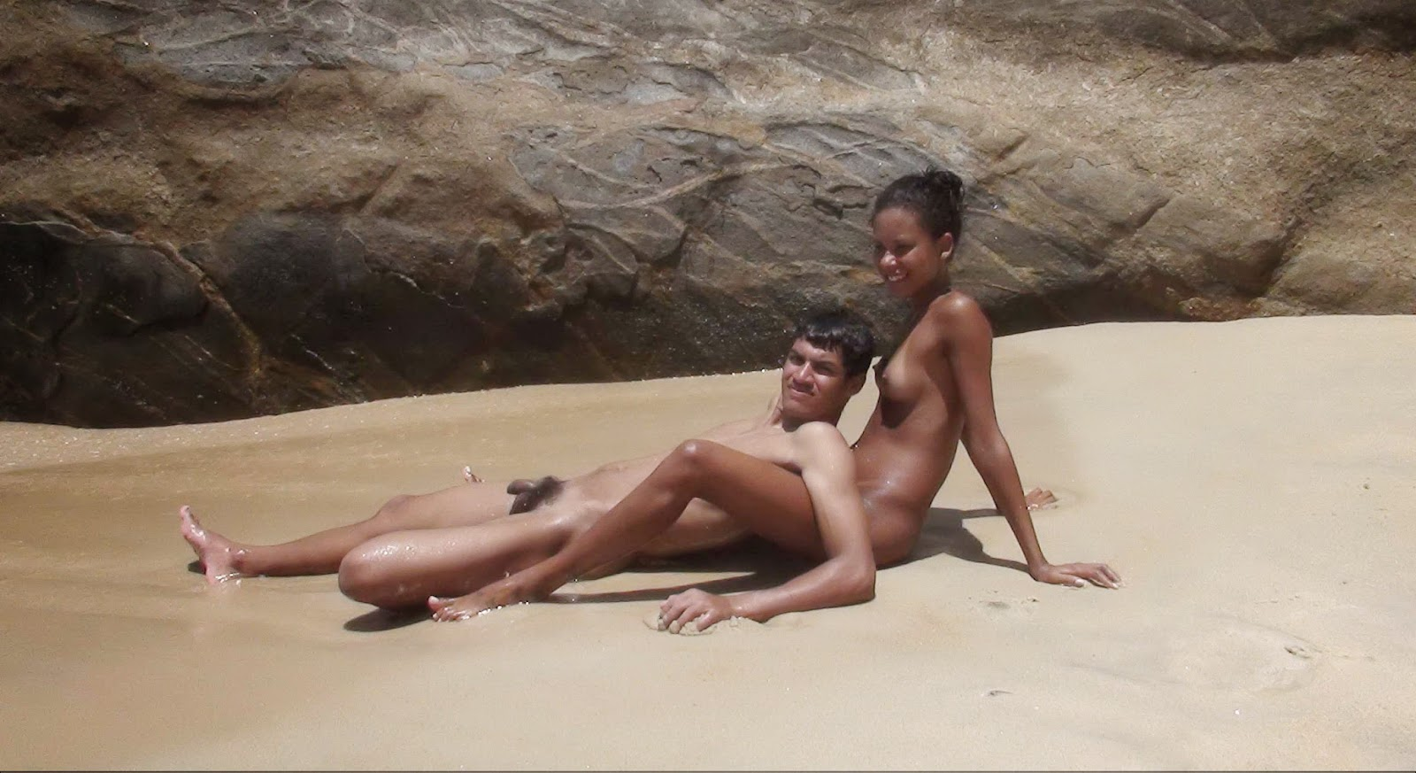 from Lawrence nude young brazilian girls beach