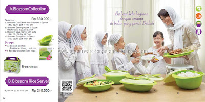 Tupperware Poris promo