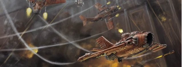 Pics: Pages From the Rulebook- Force Weapons, Allies, Flyers