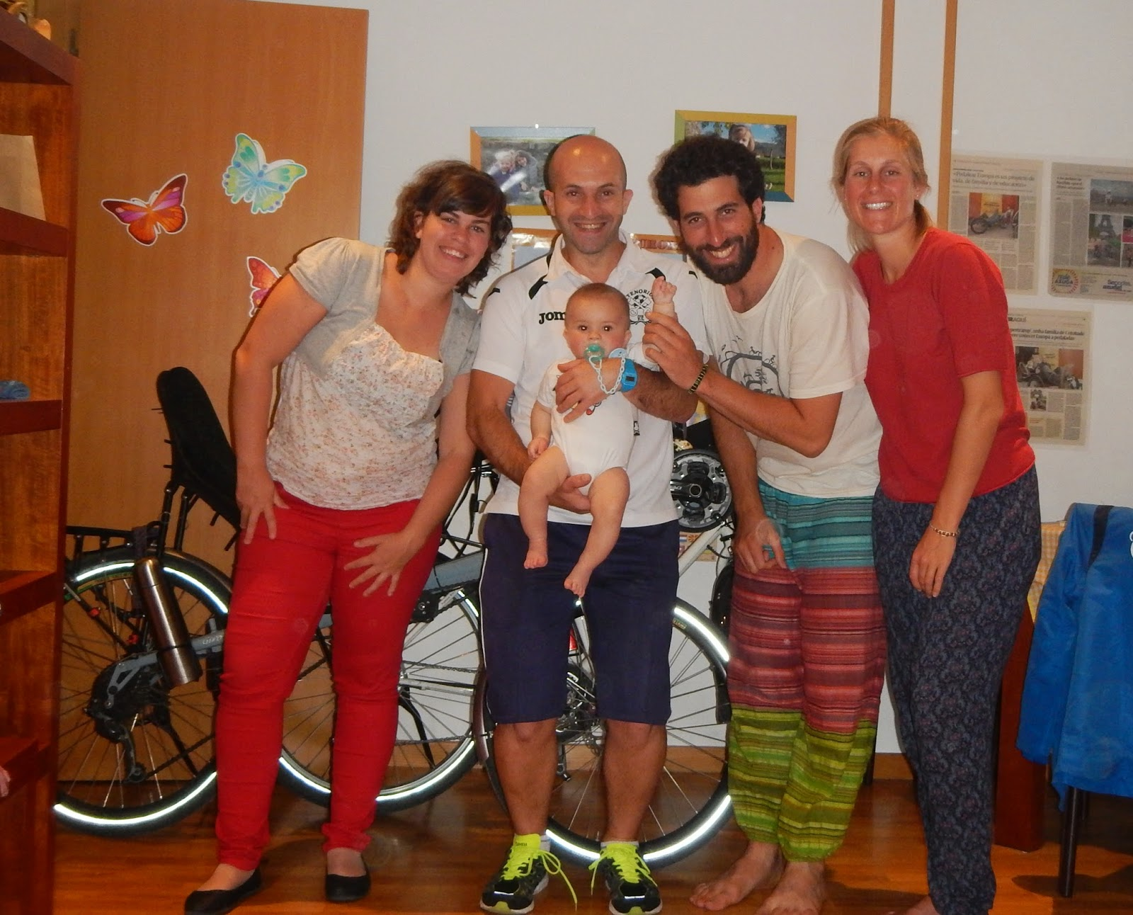 Familia Supertramp CycloLenti
