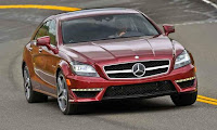 Review : Mercedes-Benz CLS63 AMG (2012)