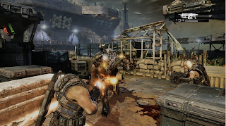 Gears of War 3 Combat image