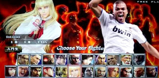pepe real madrid street fighter
