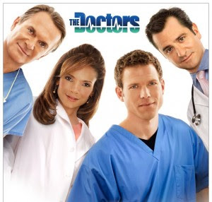 there s this show the doctors that i sometimes see on at work in the ...