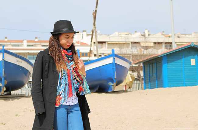 How to style a printed top, How to wear a trench coat