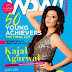 Kajal hot on WOW Magazine Photo