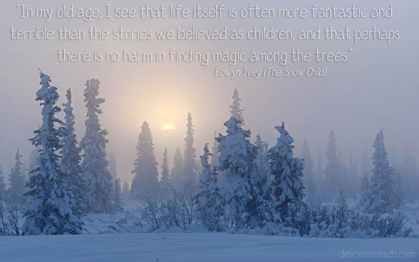The Snow Child quote