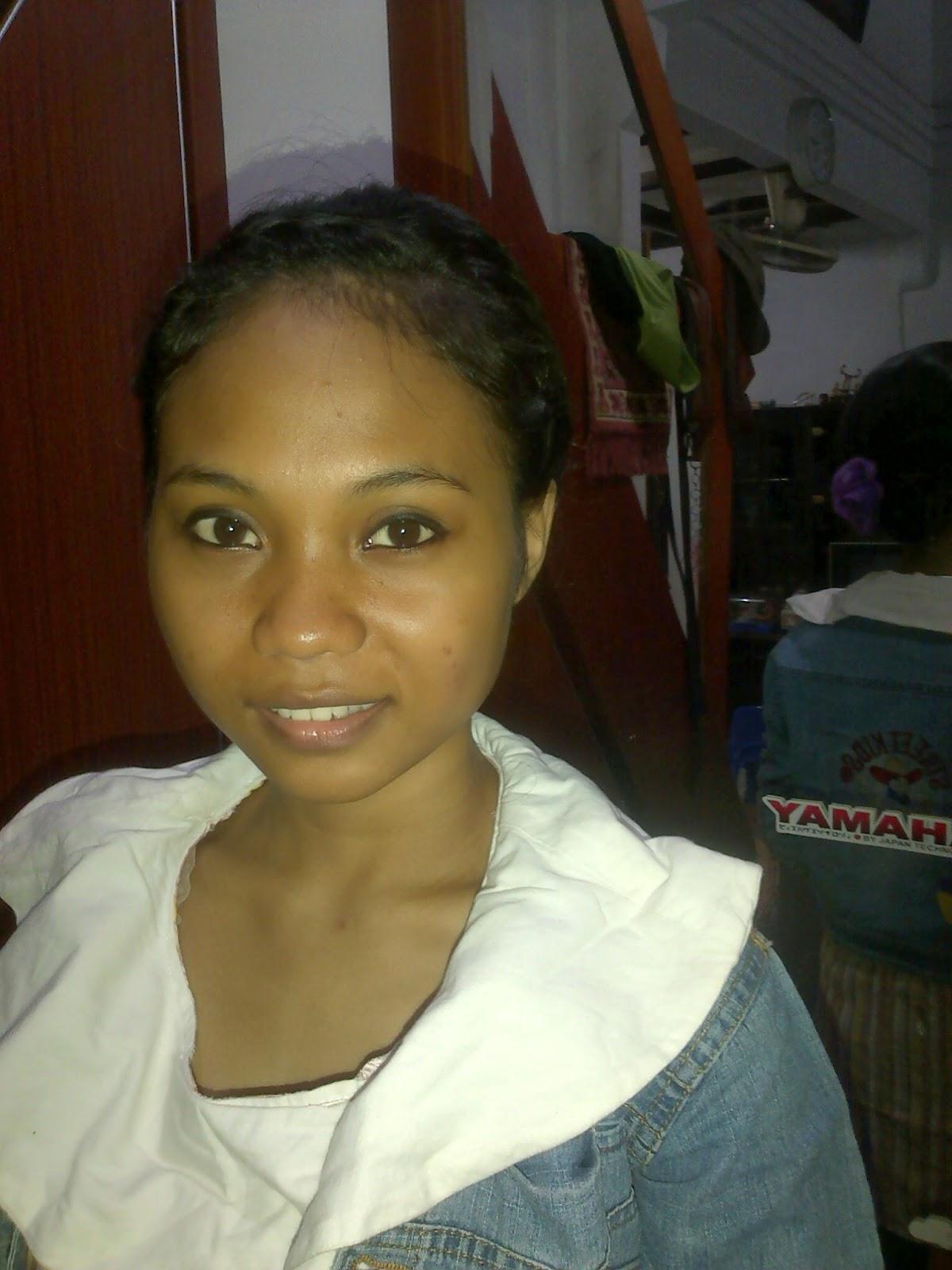 INEZ MAKE UP Make Up Natural Untuk Si Hitam Manis