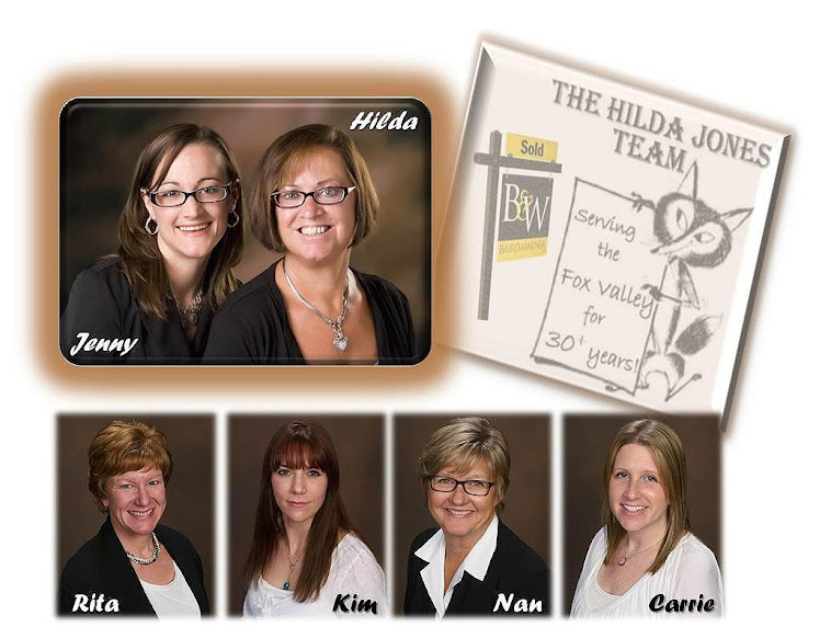 The Hilda Jones Team