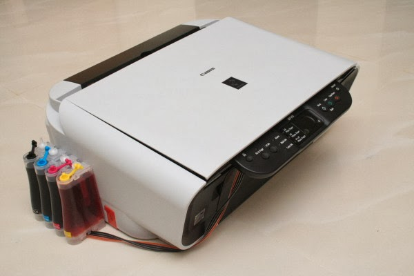 Cara Reset Printer Canon MP145 & MP160 yang Error E27