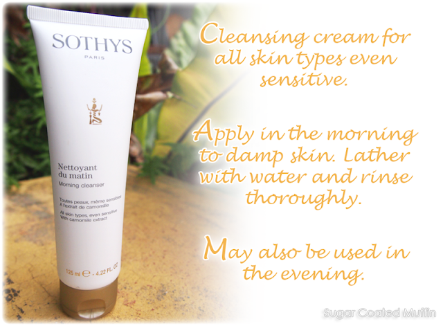 Sothys Morning Cleanser