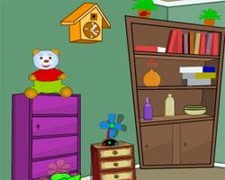 Juegos de Escape Toon Home Escape