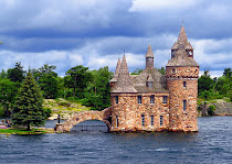 Challenge 71 - Boldt Castle Entrance Tower on Heart Island in the Saint Lawr, Oct 31 - Dec 10, 2017
