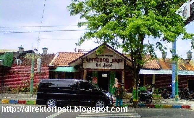 Rumah Makan (RM) Kembang Joyo Pati