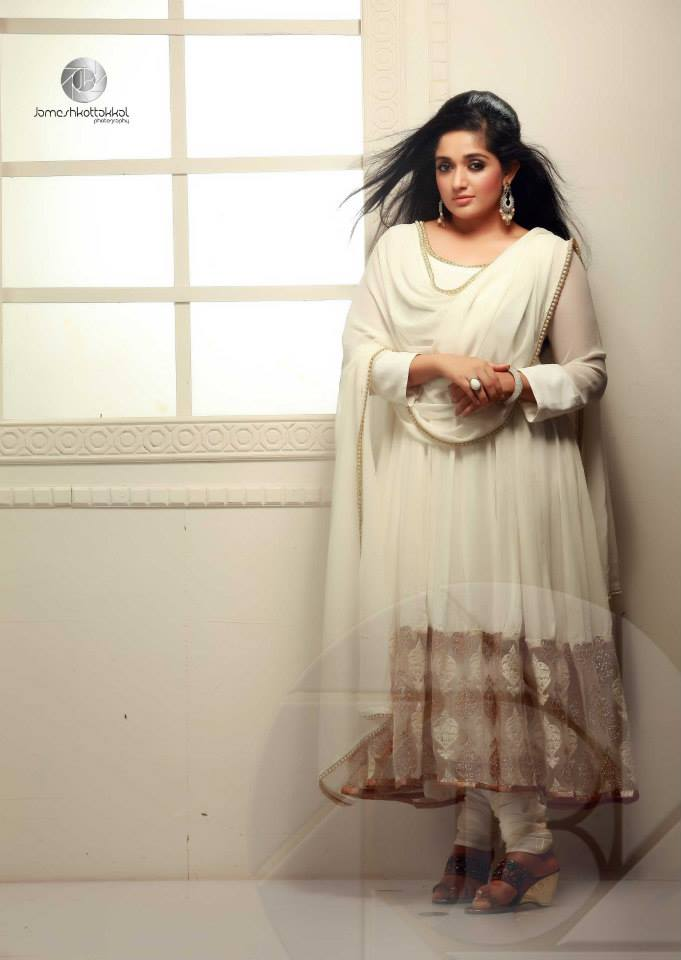 Kavya Madhavan Latest Hot Photos In Churidar