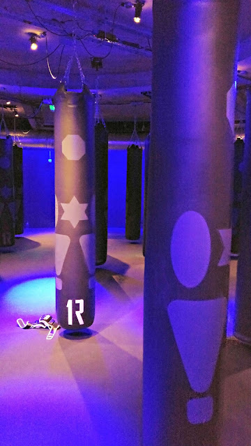 Are you ready to RUMBLE? 1Rebel class review