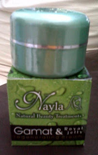 Nayla Regenerating Cream