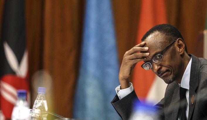 Kagame ati nzamera nte? Umuti wonyine ni ugukaza  igitugu kandi nkatsimbarara ku butegetsi.