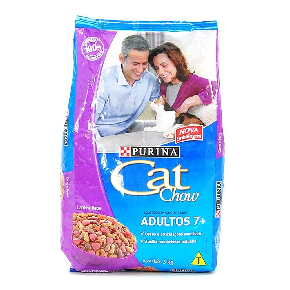 Ração Purina Cat Chow adultos