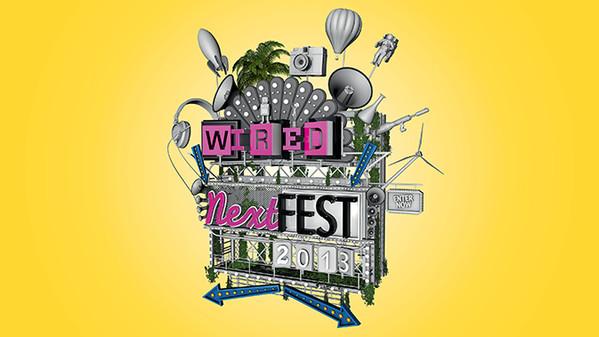 Wired Next Fest a Milano dal 30 maggio a sabato 1 giugno 2013 gratis