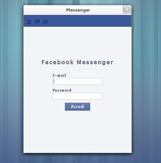 Instalar Facebook Messenger en Ubuntu, fbmessenger ubuntu, integrar facebook en ubuntu, chat facebook en ubuntu
