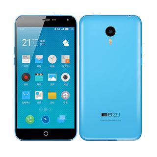 Spesifikasi Harga Meizu Note M1 Blue Smartphone [32 GB]