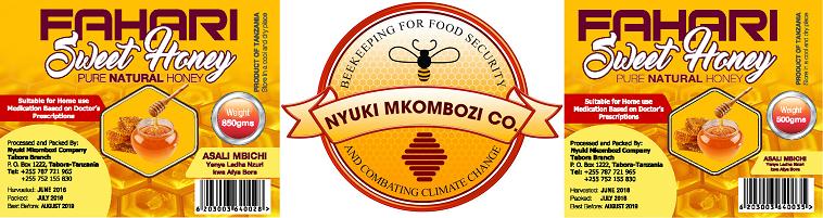 NYUKI MKOMBOZI COMPANY
