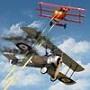 Pilote um aviao antigo no Jogos de Avião