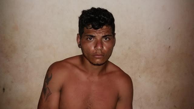 Santarém - Elemento é preso pelo GTO acusado de estuprar um menino de 09 anos de idade