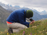 The Photographer at Work, Denali National Park, #Denali, #Alaska