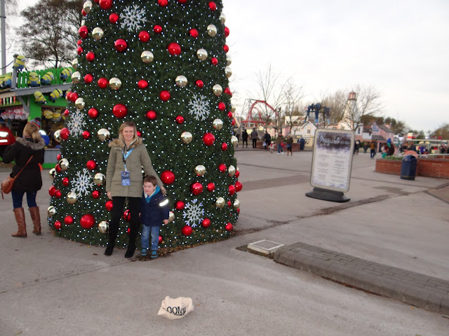 Drayton Manor Magical Christmas