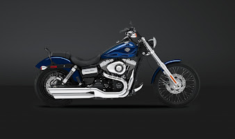 #9 Cruiser Motorcycle Wallpaper