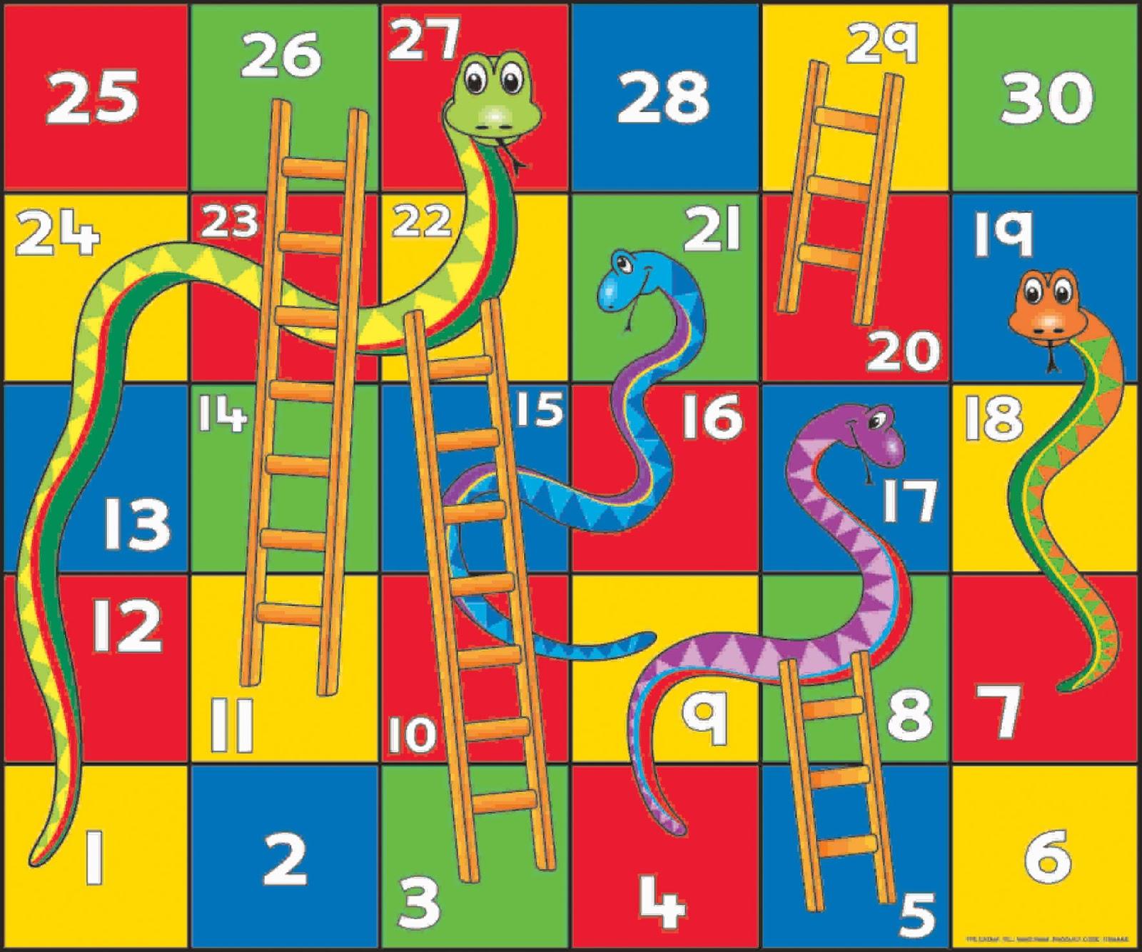 sofimofi: TESL Snakes & Ladders